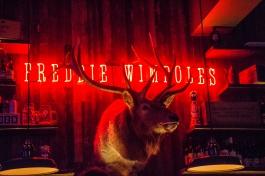 Nachts im Pub...