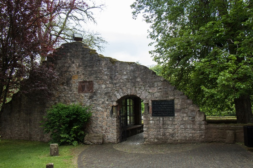 Die alte Römervilla in Gerolstein