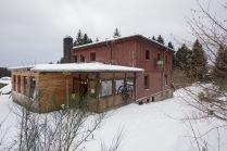 Das Kästehaus. Wegen Renovierung geschlossen.