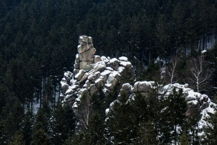 Klippen im Okertal