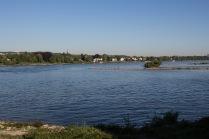 Entspannt am Rhein entlang