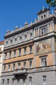 Fassaden in Prag