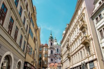 So sieht es in Prag aus.