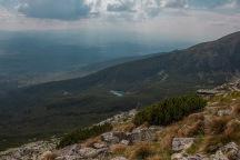 Blick vom Solisko ins Tatra-Vorland