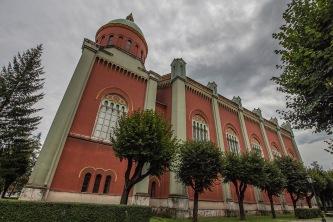 Die evangelische Kirche im orientalischen Stil