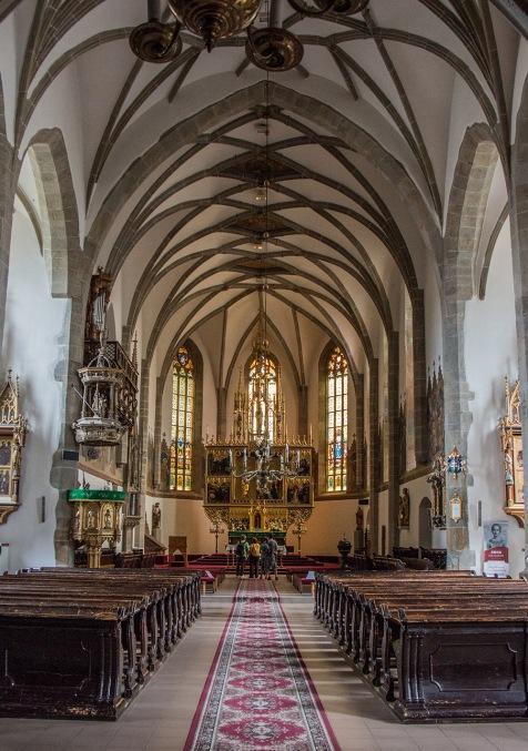 In der katholischen Kirche