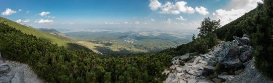 Unterwegs auf der Tatra Magistrale