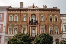 Fassaden in Kosice