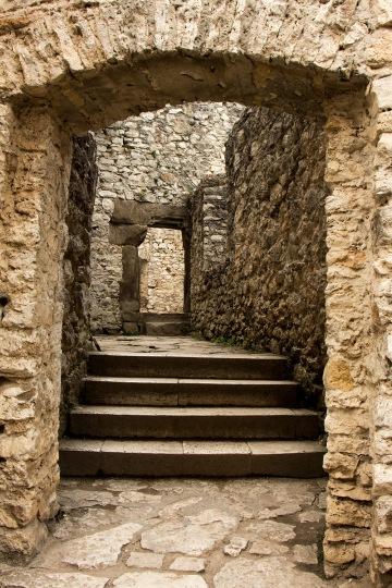 In der Zipser Burg