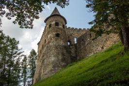 Die Lublauer Burg