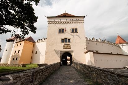 Die Käsmarker Burg