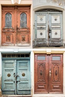 Doors of Kezmarok