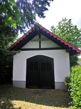 Eine Kapelle am Wegesrand
